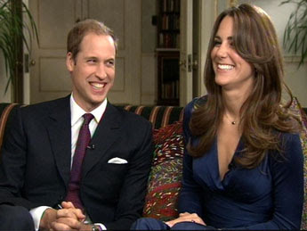"Prince William & Catherine ""Kate"" Middleton Interview"