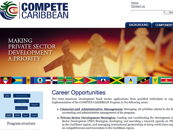 Inter-American Development Bank Invites Applications