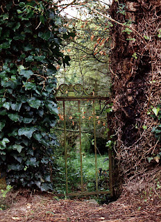 'Gate to the Secret Garden' by Cherry Brandstater'