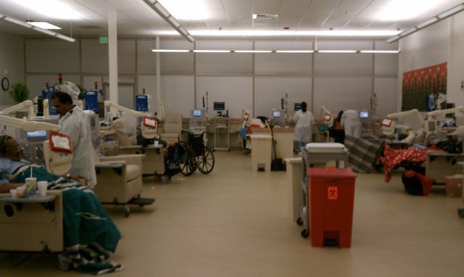 Davita Dialysis center Franchise
