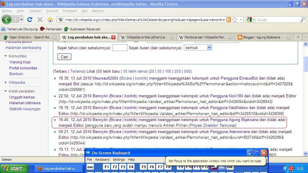pengalaman jadi editor wikipedia bahasa indonesia
