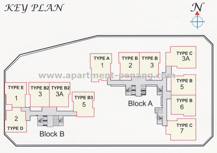 1 Sky 1 World 2 Apartment Penang Com