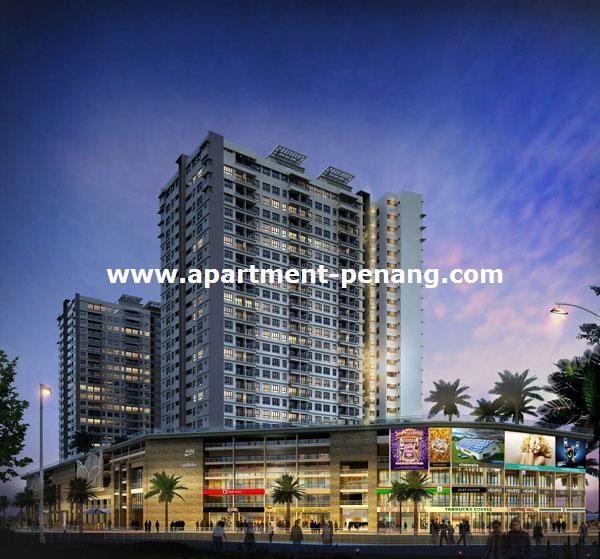 Condominium Apartment: The Golden Triangle Condominium