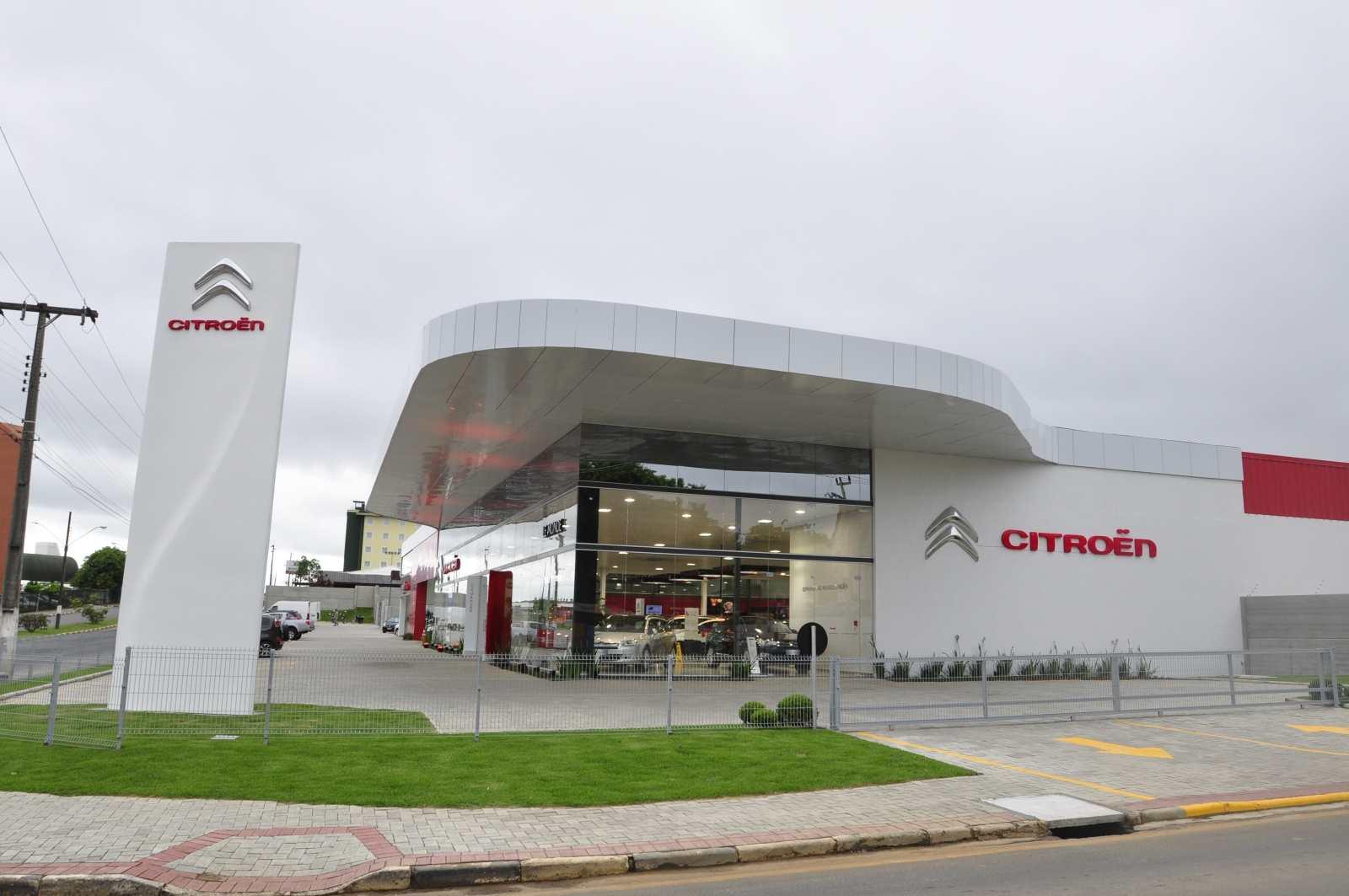 6bd613c6e2fb9 Citroën inaugura novas instalações da Le Monde em Criciúma