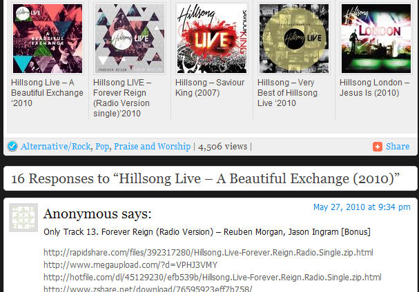 Thechurchtools Music And Media Hillsong Live A Beautiful Exchange Download Leak