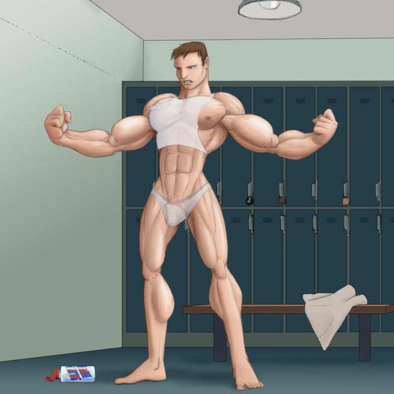 Amateur Gay Locker Room