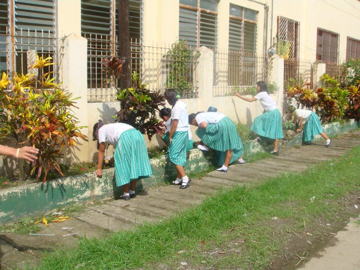 Cleanliness of school campus essay