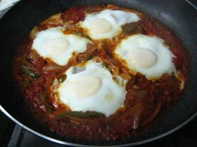 Chakchouka Recipe | Arabic Food Recipes