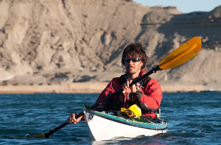 Kayak  a la lobería de Puerto Pirámides con Pablo Passera