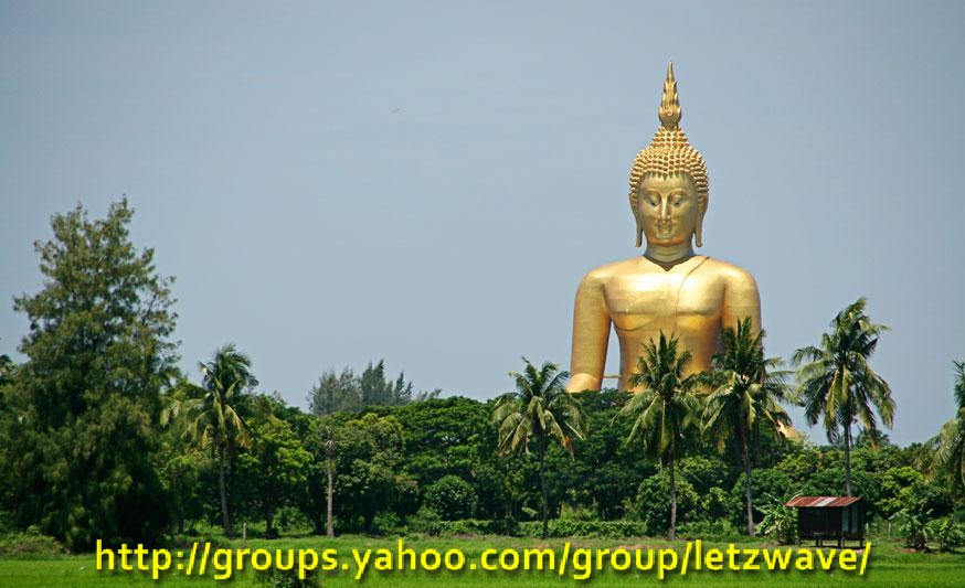 Costliest Car In The World >> Largest Buddha Statue in the world @ Thailand:LetzWave.BlogSpot.com