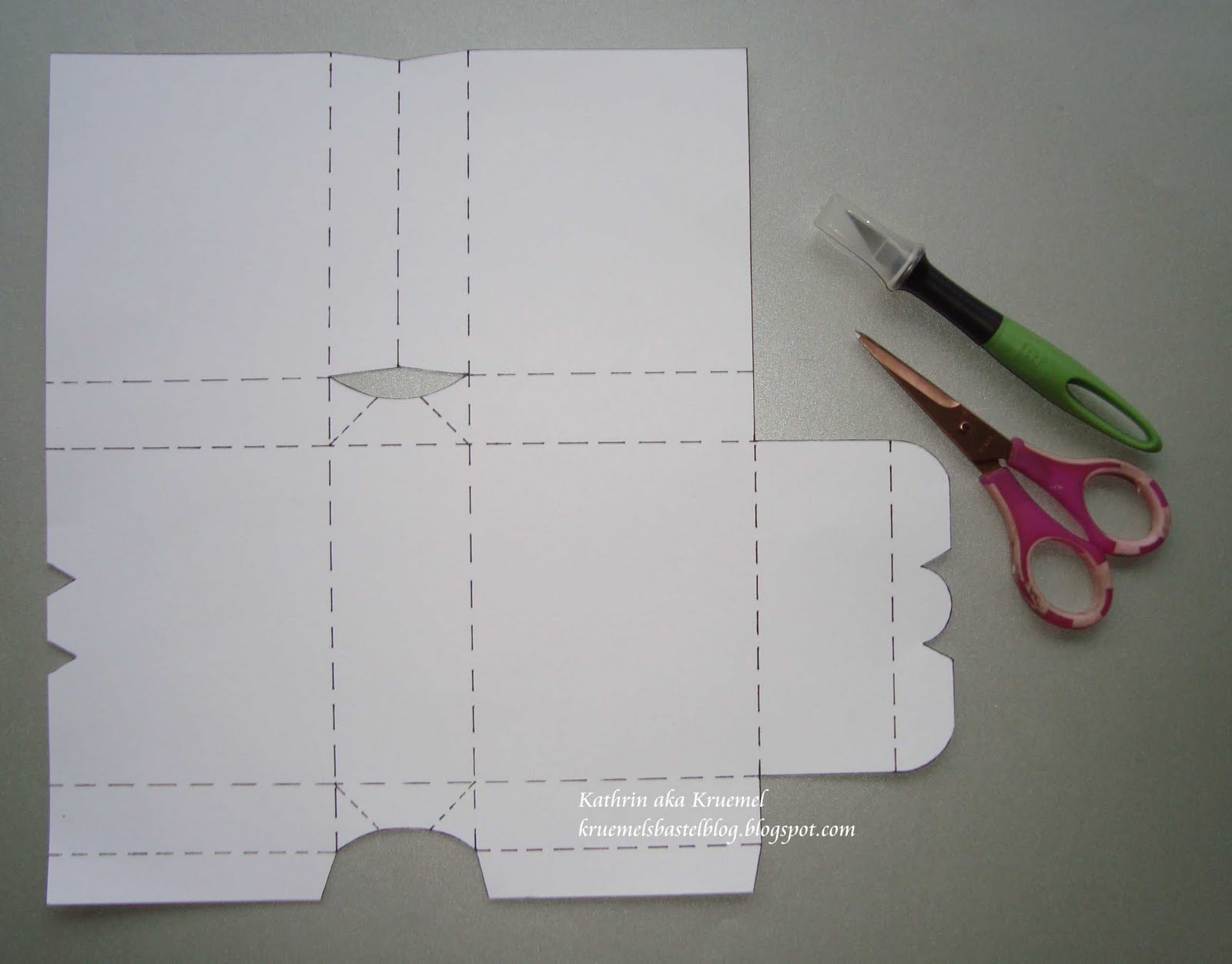 Bestecktaschen Papier Diy Bestecktasche Papierprojekt Blog