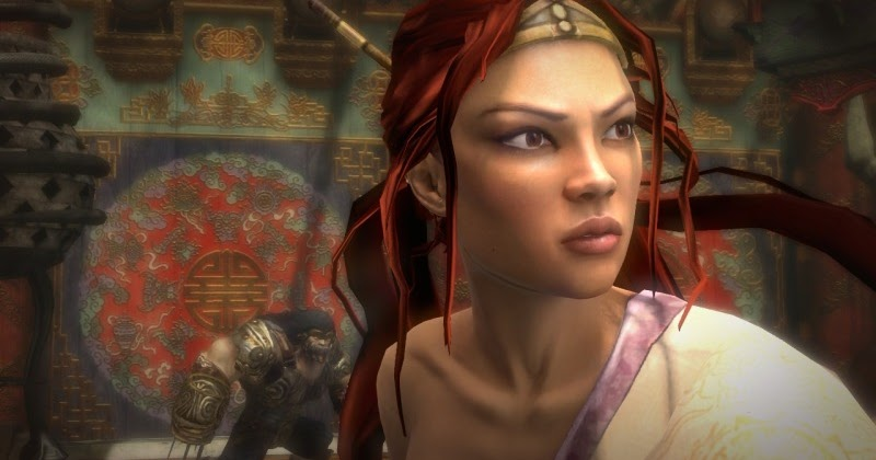 Xantiriad Review Heavenly Sword Ps3