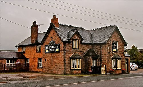 The Pub Curmudgeon - Travellers  delight
