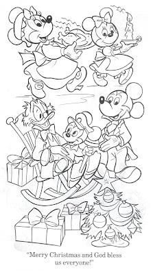 Mickeys Christmas Carol Book.Main Street Gazette You Better Not Pout Disney Christmas