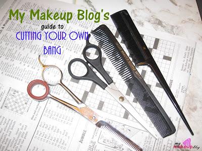 My Makeup Blog: makeup, skin care and beyond: How to Trim ...