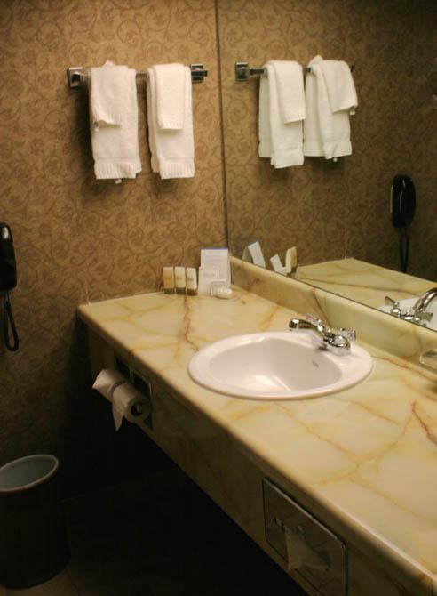 Atlantic City Hotel Rooms: Trump Plaza Main Tower Room