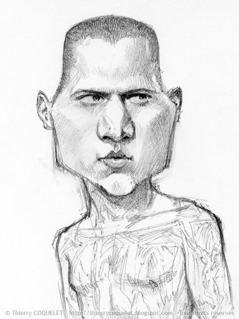 Michael Scofield, Wentworth Miller