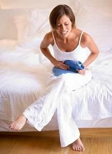 how to stop clotting during period