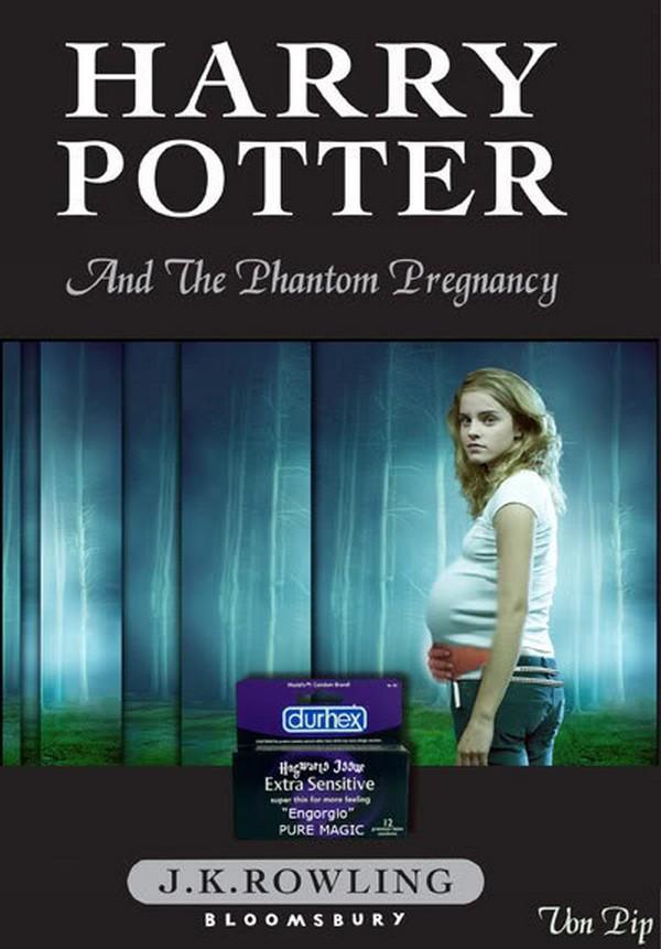 harry potter porn titles