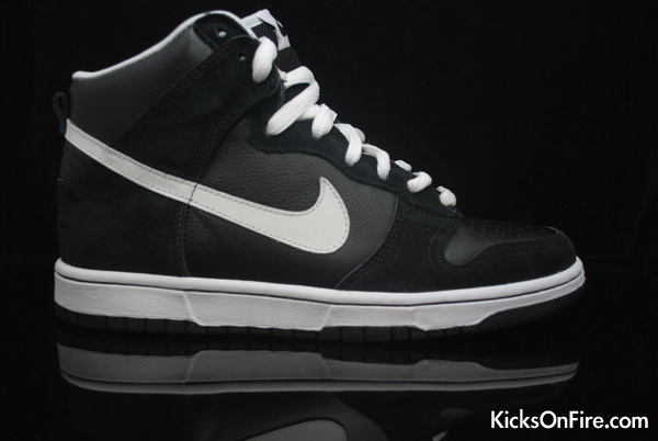 best cheap 1d870 c6c5b The Nike Dunk High Pro SB – Venom (Black  White) are inspired by one of  Spider Mans enemies from the Marvel Comics, Venom. Pinned as one of Spider  Mans ...