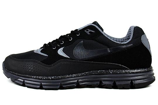 a205de0b9164 freestyleshoe  2010 Nike ACG Lunar Wood - Men s Black   Cool Grey