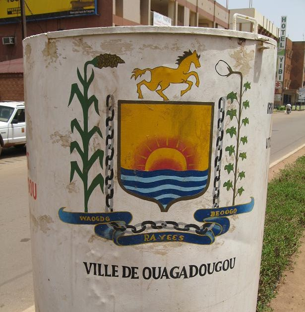 Ghid turistic Ouagadougou