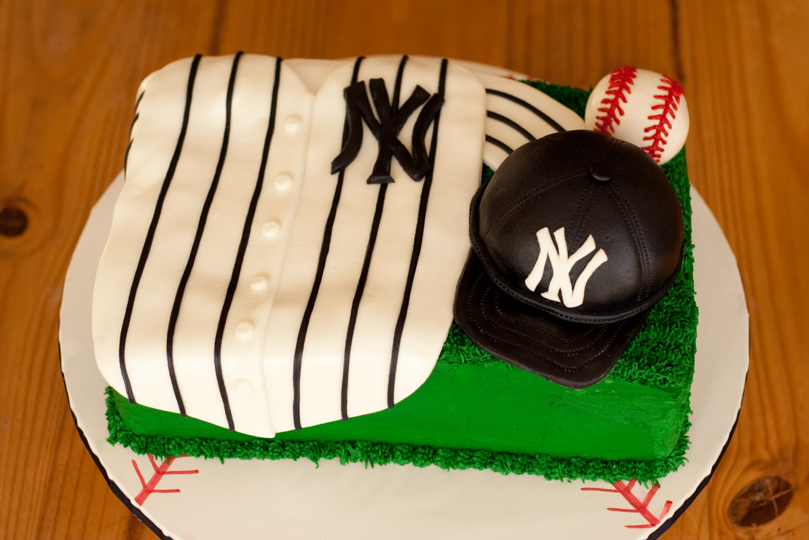 Cakes By Nicola Yankee Cake