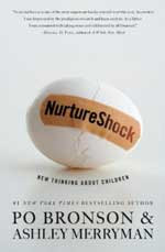 Nurture Shock cover