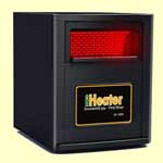 iHeater with black case