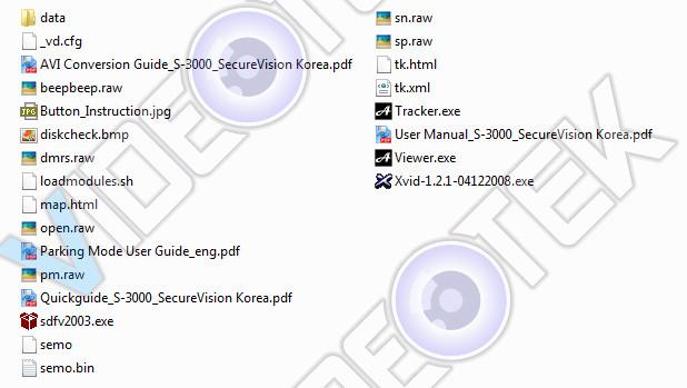 S-3000 更換SD卡說明