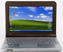 Netbook Toshiba mini NB205