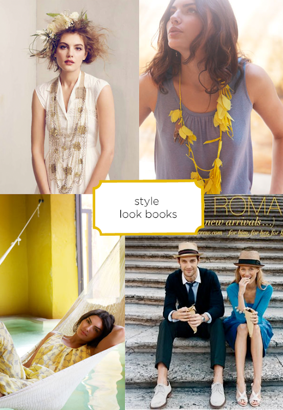 style look books
