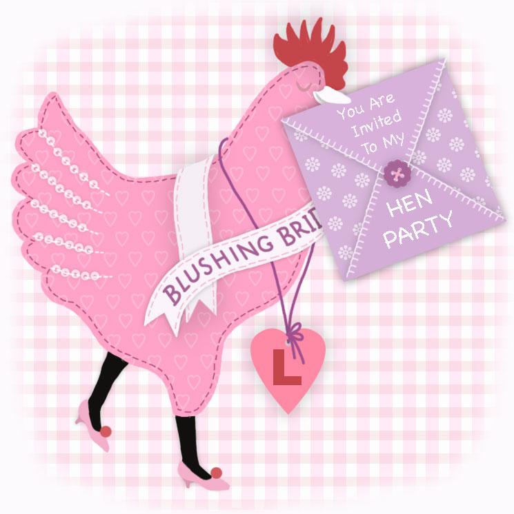 YellowDoodle: Illustration Friday -Chicken