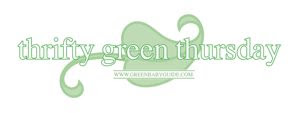 Thrifty Green Thursday