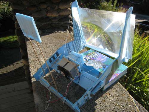 Suntron Technology Non Pv Solar Power Part 1 To 3