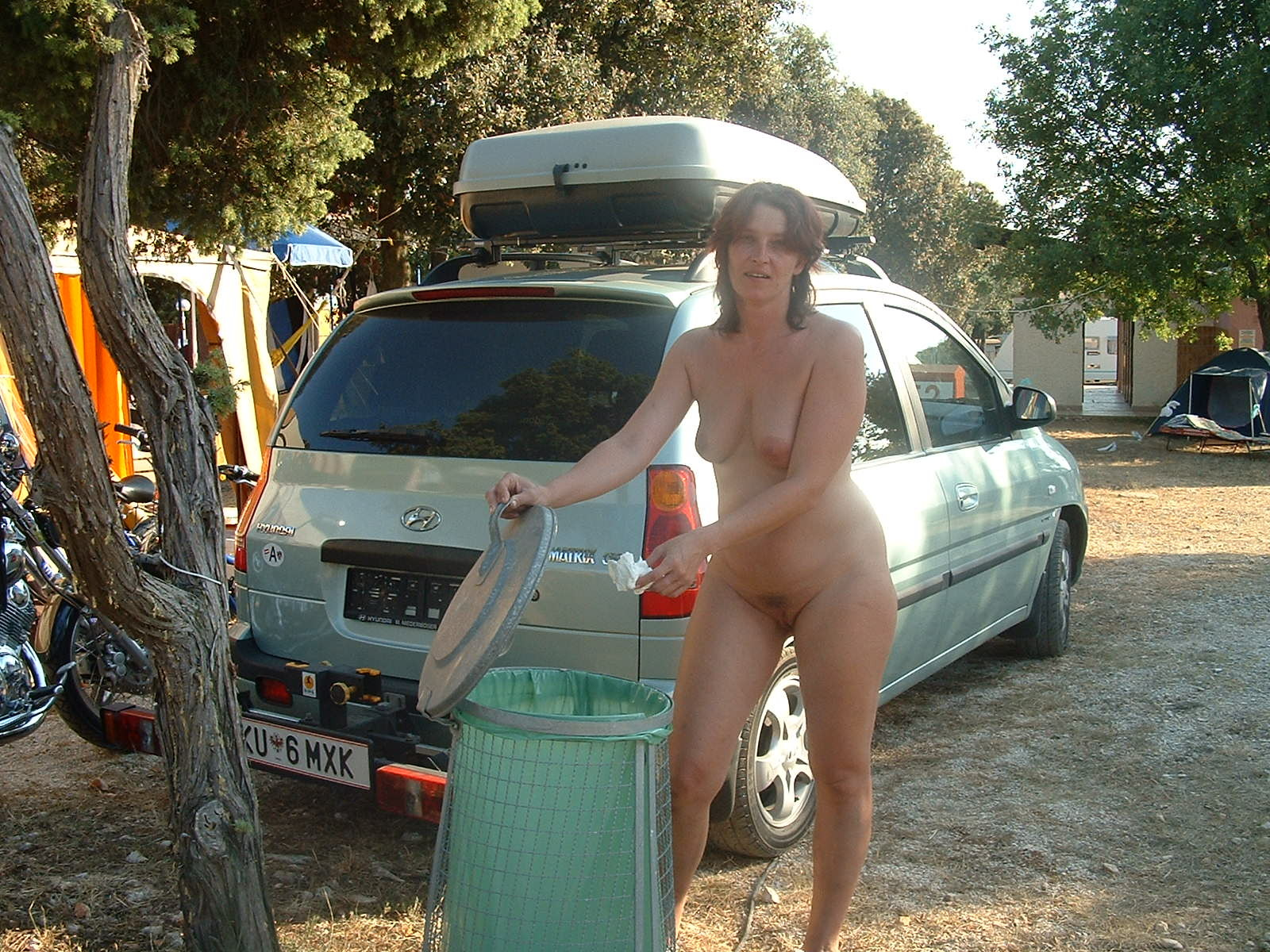 Rather good Amateur mature nude camping are not