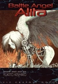 Battle Angel Alita Live Action Movie directed by James Cameron
