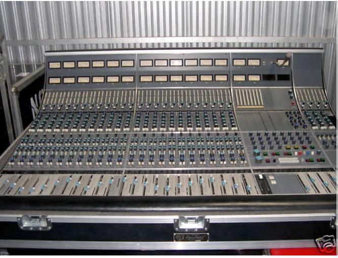 the console cowboy neve 8058 recording console loc ca usa 122. Black Bedroom Furniture Sets. Home Design Ideas