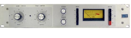 Urei 1176 LN « auxsend net/compressors