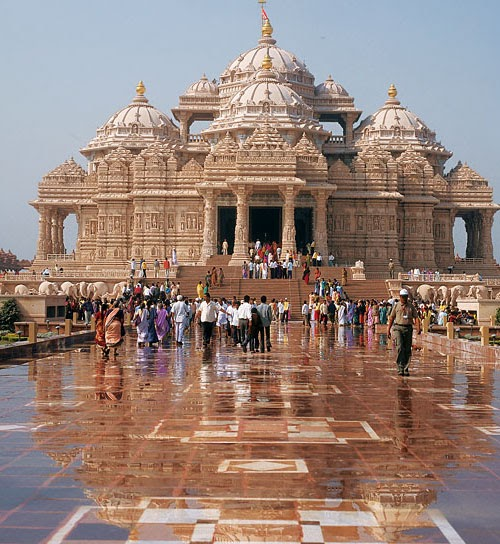 Akshardham New Delhi Divine Thought Temples Mantras