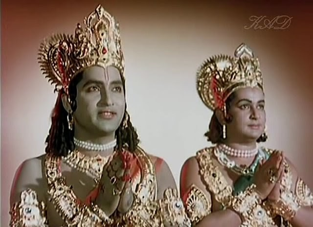 Sampoorna ramayanam tamil movie online : Apparitional film