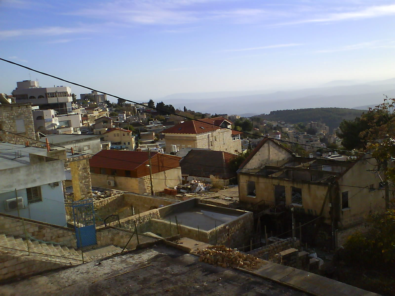 Shearim: Photos from the Old City in Zfat (Safed