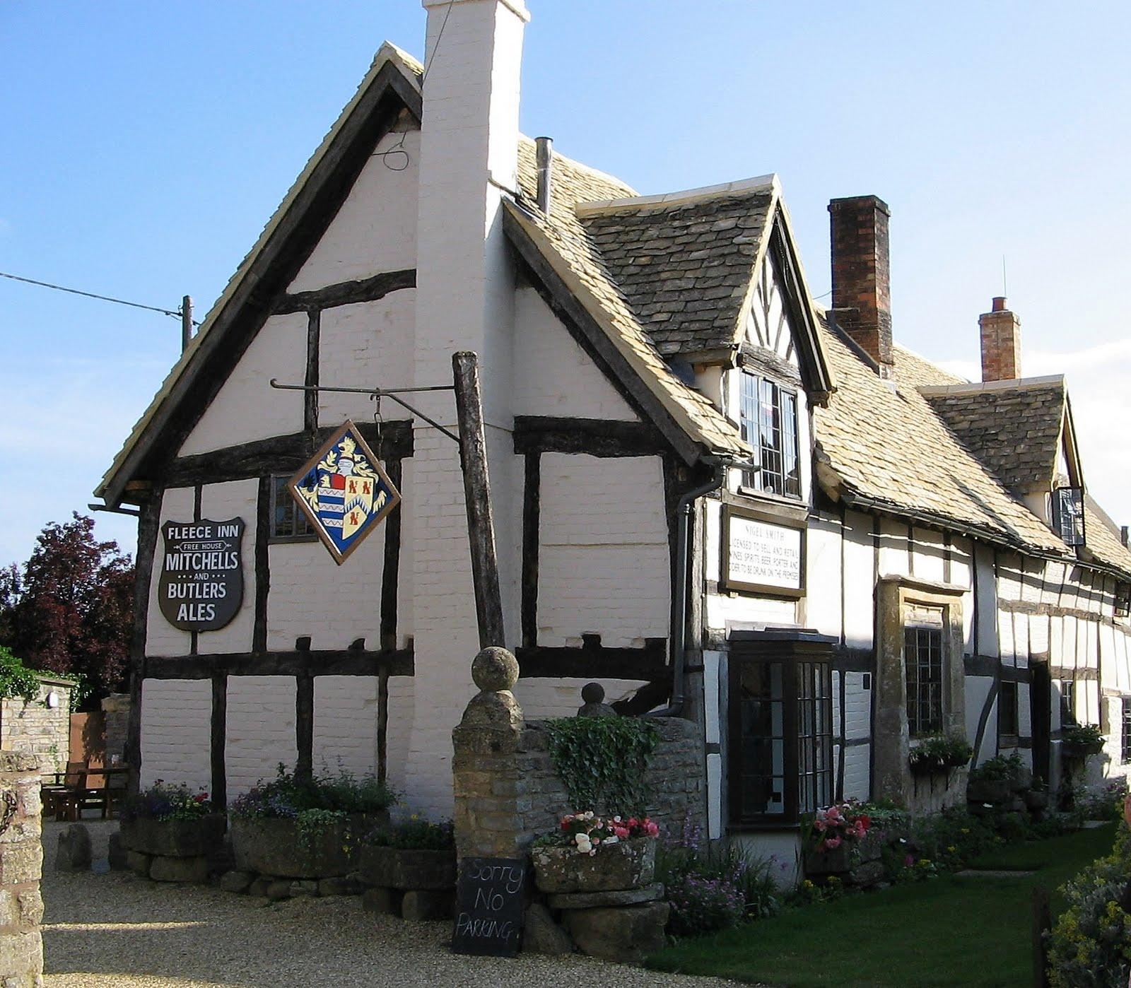Rockingham Forest Cider Fleece Inn Bretforton