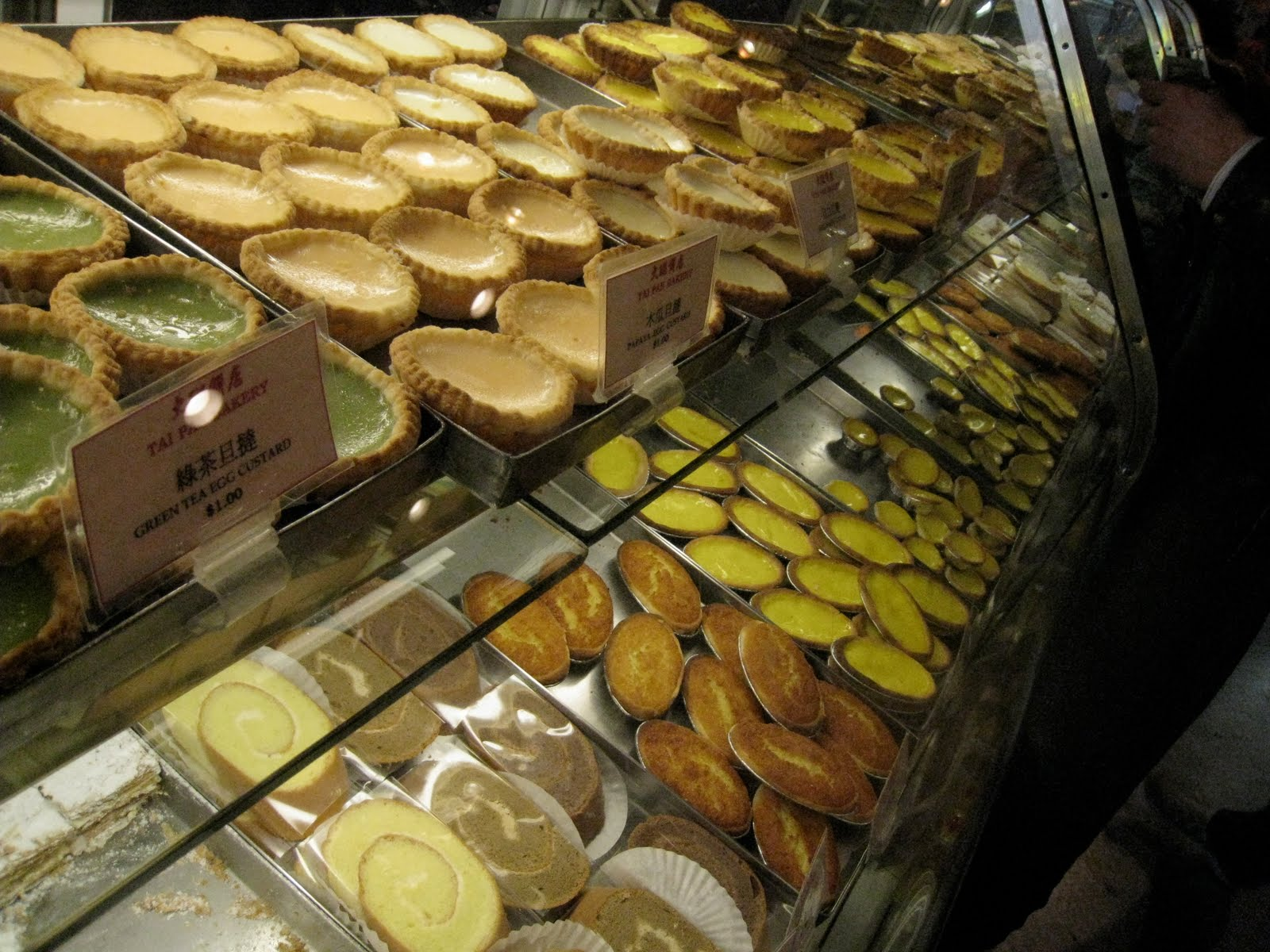 Oven Proof: Bread I like: Tai Pan Bakery in Chinatown