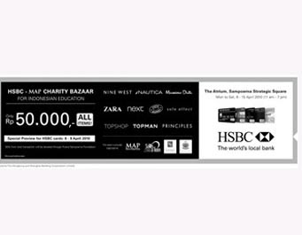 MAP Charity Bazaar