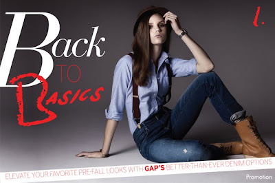 Back to Basic from GAP