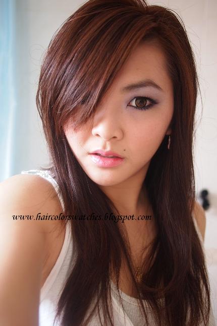 Brown Hair Color Gammel Stil