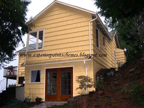 Exterior paint schemes exterior paint color simulator - Free virtual exterior house painter ...