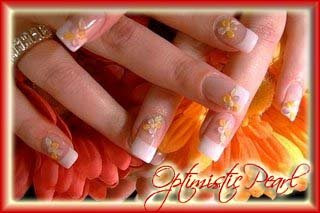 The Beauty of 3D Nail Art-1