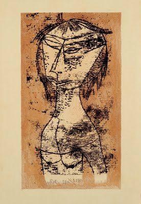 "Paul Klee no MAC-litogravura"""
